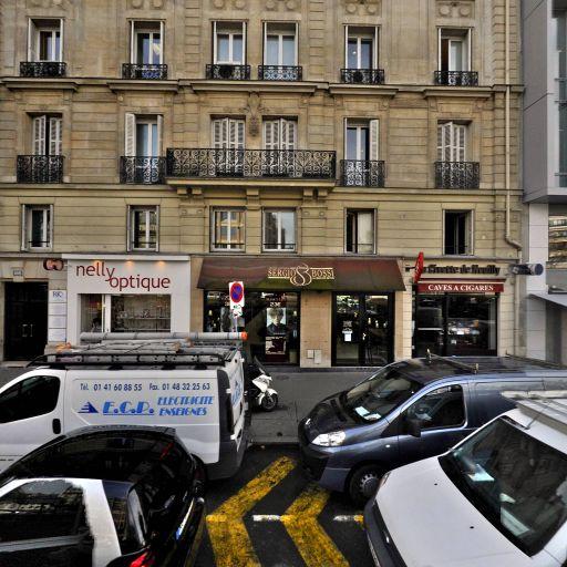 Gina Gino Eleganzza - Coiffeur - Neuilly-sur-Seine