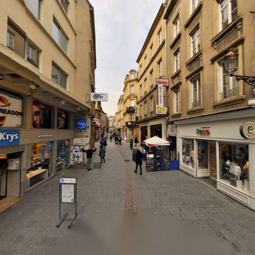 Rouyer Karine - Orthophoniste - Metz