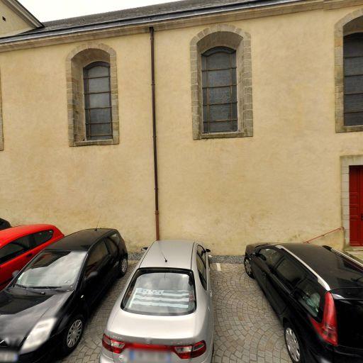 Église Saint-Patern - Attraction touristique - Vannes