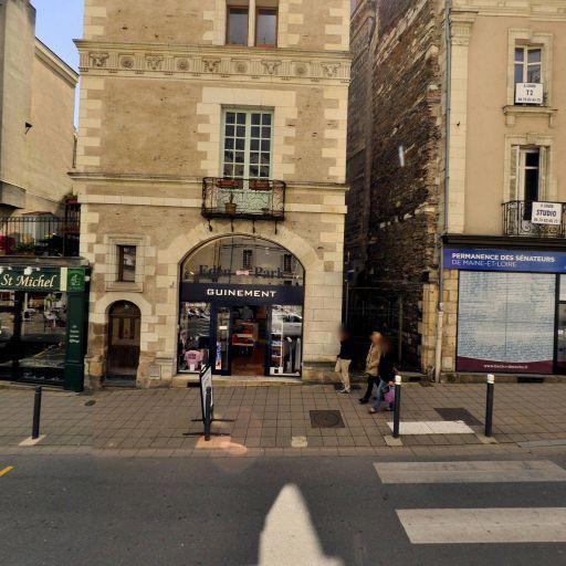 Hôtel de Thévalle - Attraction touristique - Angers