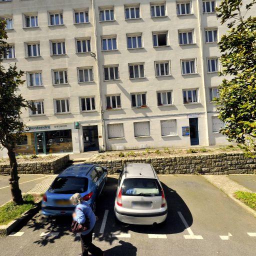 Meunier Guillou Centre Brest - Masseur kinésithérapeute - Brest
