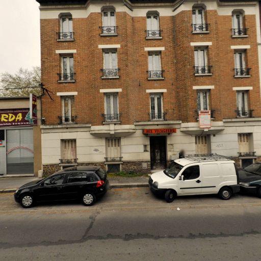 Hôtel Jade - Hôtel - Bagneux