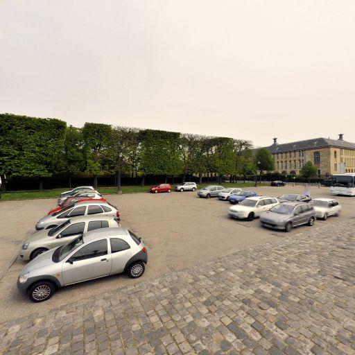 Parking Parc de Sceaux - Parking - Sceaux