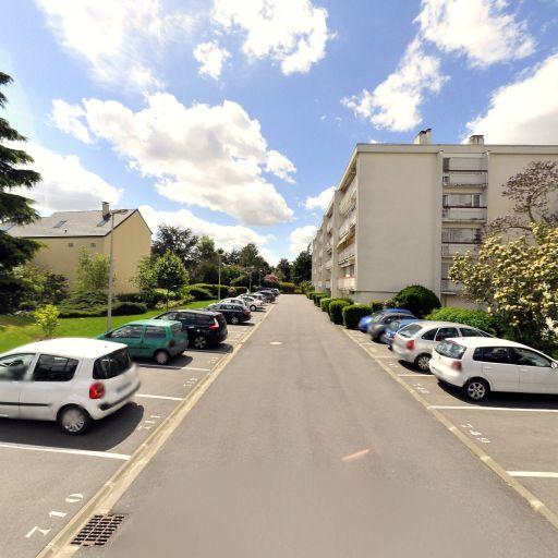 Parking Square des Hortensias - Parking - Antony