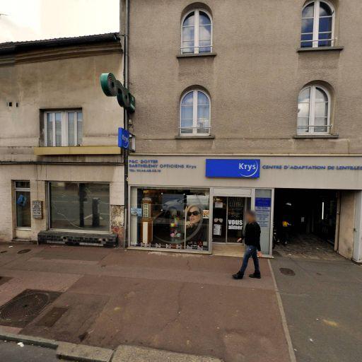 Sas Optique Barthelemy - Vente et location de matériel médico-chirurgical - Antony