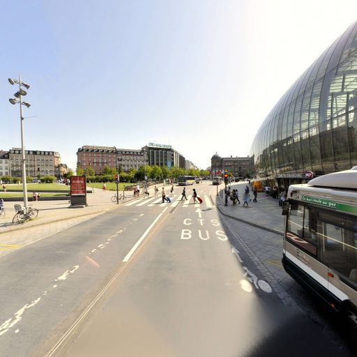 Gare Courte Durée - Parking public - Strasbourg