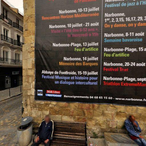 Donjon Gilles-Aycelin - Attraction touristique - Narbonne