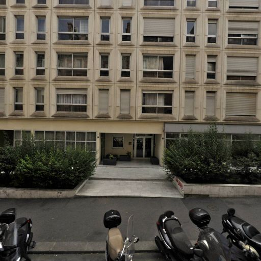 Henry Amélie - Courtier en marchandises - Paris