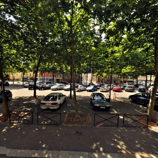 Parking Général Sarrail - Parking - Rouen