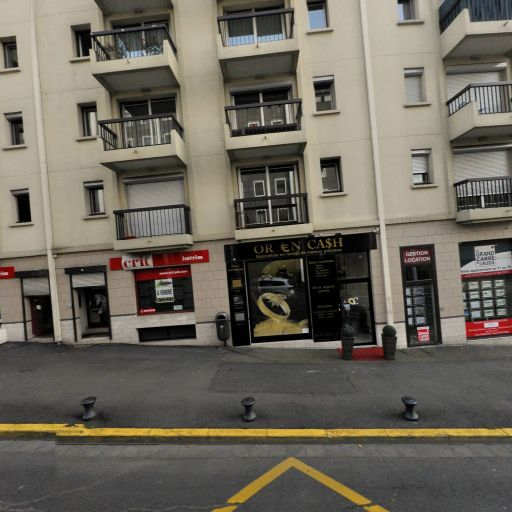 Parking Avenue Colonel Gaspard - Parking - Clermont-Ferrand