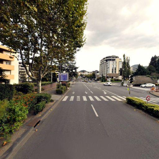 Conseil Regional D'auvergne - Conseil départemental, conseil régional - Chamalières