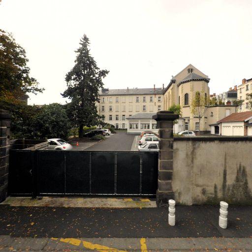 Religieuses de La Miséricorde - Communauté religieuse - Clermont-Ferrand