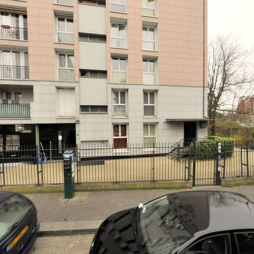 Laouali Abdel-Faddah - Coursiers - Paris