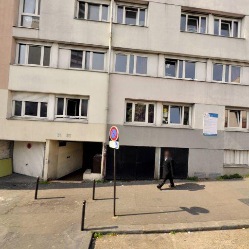 Adoma - Foyer pour jeunes travailleurs - Paris