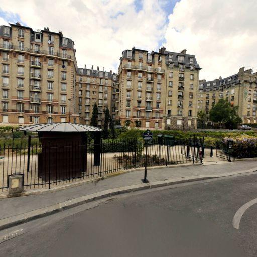 Jardin Paul Didier - Parc, jardin à visiter - Paris