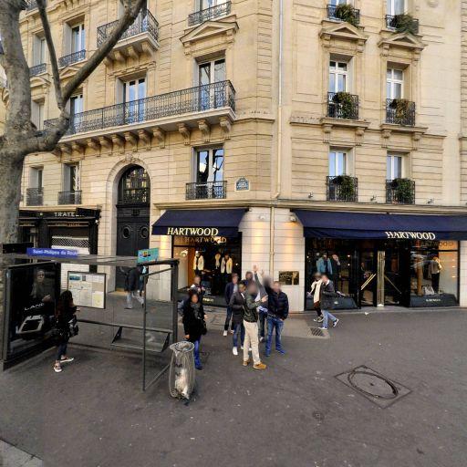 Station Vélib' Commandant Rivière - Vélos en libre-service - Paris