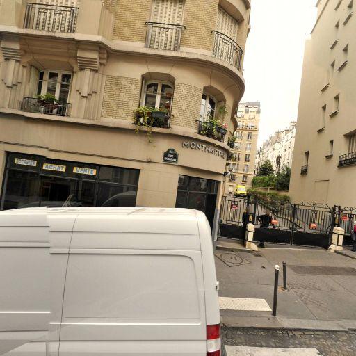 Montmartre Garage - Garage automobile - Paris