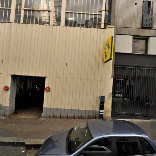 JB Garage - Carrosserie et peinture automobile - Paris