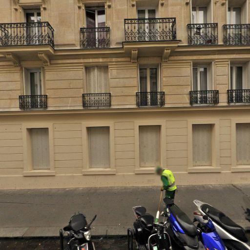 Square Léon Serpollet - Parc et zone de jeu - Paris
