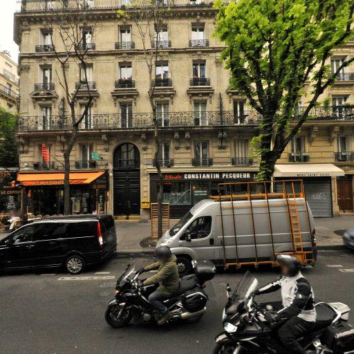 Constantin Pecqueur SARL - Syndic de copropriétés - Paris