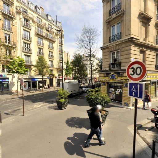 Patrick Gourdon - Masseur kinésithérapeute - Paris