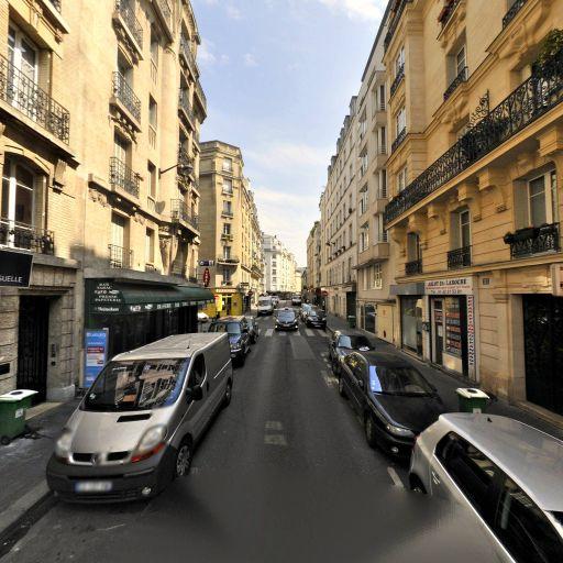 Chauvaux Patrick - Installation d'expositions, foires et salons - Paris