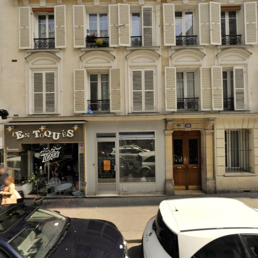 Thibaut Landolff - Masseur kinésithérapeute - Paris