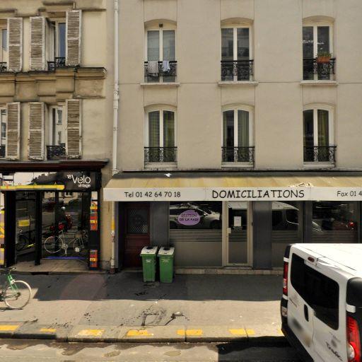 Abacus Conseil SARL - Domiciliation commerciale et industrielle - Paris