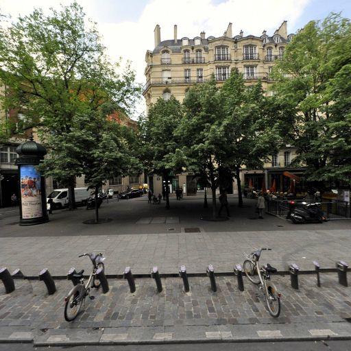 Station Vélib' Mairie du 17ème - Vélos en libre-service - Paris