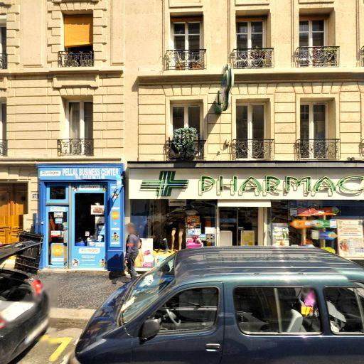 Soussan Aizenman - Pharmacie - Paris