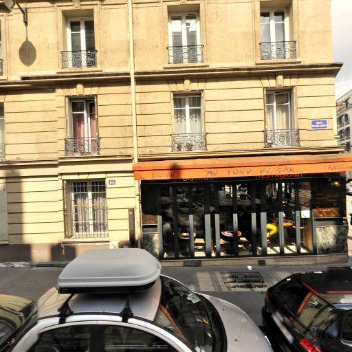 Marquis Adéline - Traducteur - Paris