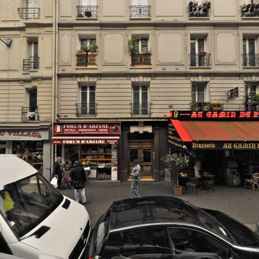 Belhocine Sidali - Entreprise de bâtiment - Paris