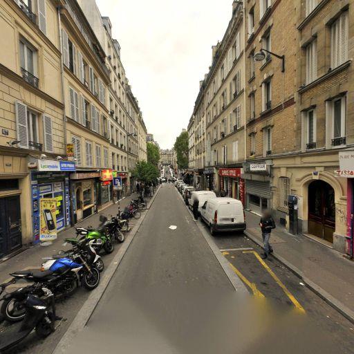 Pharmacie Myrha - Pharmacie - Paris