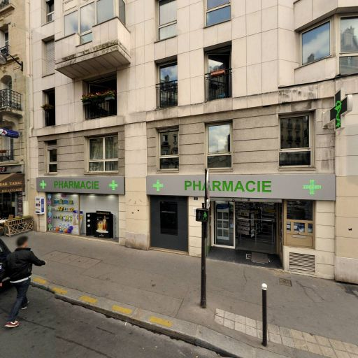 Pharmacie Lamarck Selas Pharmacie Lamarck - Pharmacie - Paris