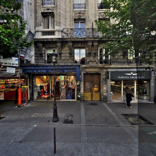 Gailledreau Céline - Conseil en organisation et gestion - Paris