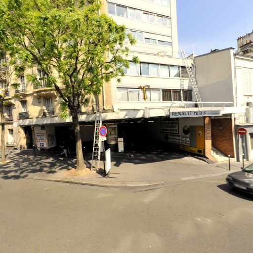 Sausset Garage Parking Montmartre Sgpm - Concessionnaire automobile - Paris