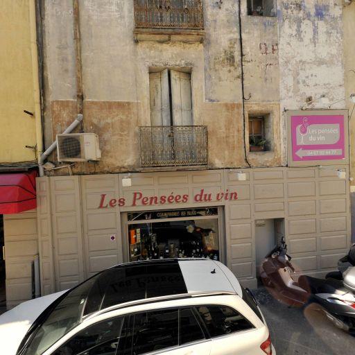 Les Pensées Du Vin - Caviste - Montpellier