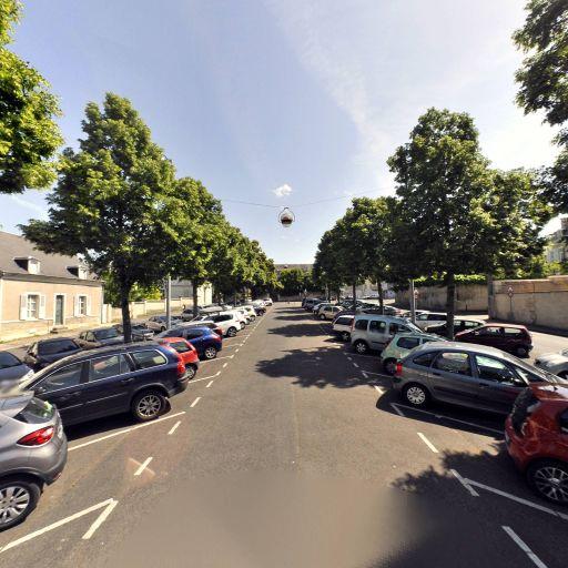 Parking Anatole France - Parking - Bourges