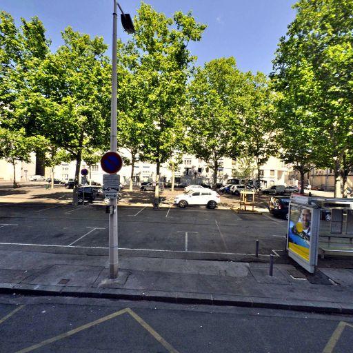 Parking Tête d'Or - Parking - Lyon