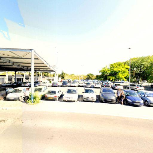 Parking Gare d Arles - Parking - Arles