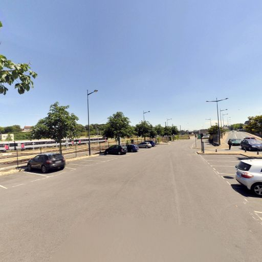 Parking Gare de Bourges - Parking - Bourges