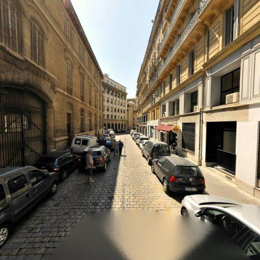 Nicolas Bonnin - Masseur kinésithérapeute - Marseille