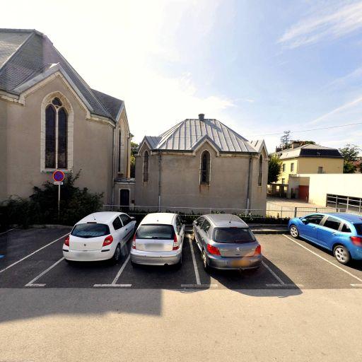 Église Saint-Claude - Église - Besançon