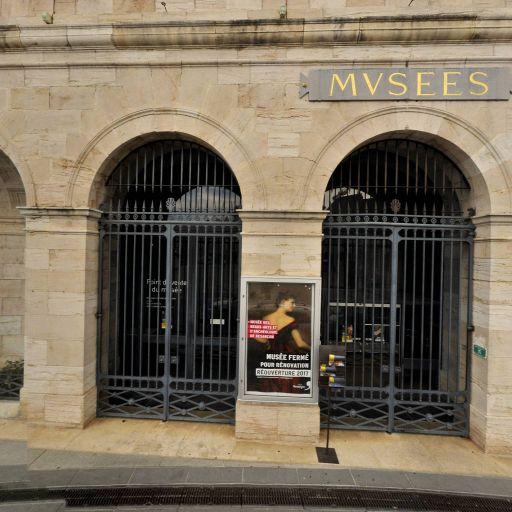 Conservatoire à Rayonnement Régional - Apprentissage - Besançon
