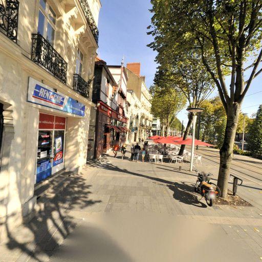 Atlantique Location Services - Location d'automobiles de tourisme et d'utilitaires - Nantes