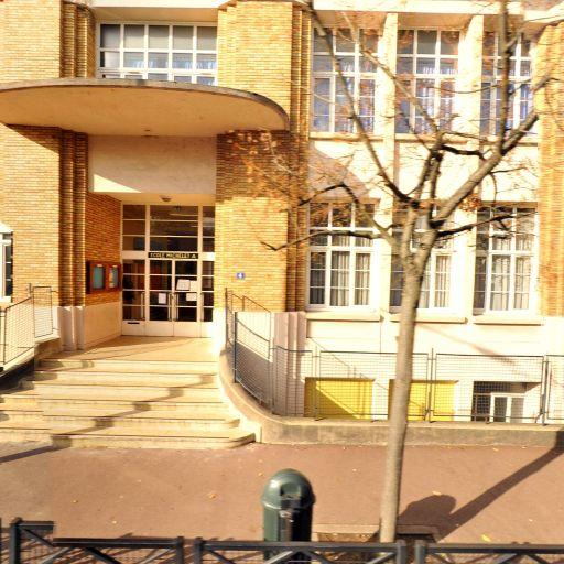 Ecole primaire Michelet - École primaire publique - Saint-Maur-des-Fossés