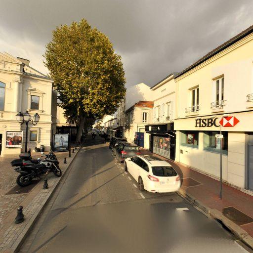 HSBC Saint Maur Des Fosses - Banque - Saint-Maur-des-Fossés