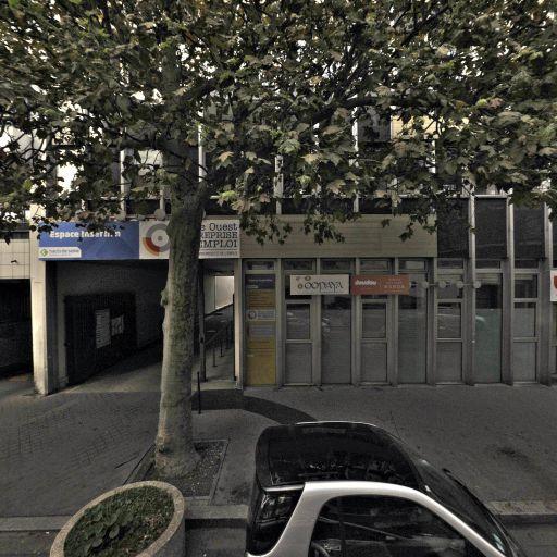 Seine Ouest Entreprise et Emploi - Association humanitaire, d'entraide, sociale - Boulogne-Billancourt