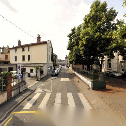 Ecole primaire Alphonse Baudin - École primaire publique - Bourg-en-Bresse