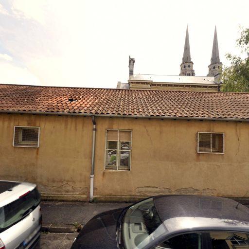 Paroisse du Sacré Coeur - Église catholique - Bourg-en-Bresse